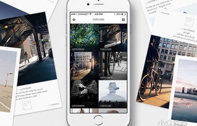 留白・WHITE - 优雅的给图片加文字[iOS/Android] 63