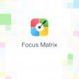 Focus Matrix - 基于艾森豪威尔方法的项目管理软件[iOS/macOS] 4
