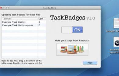 TaskBadges - 文本 Todo 列表助手 [Mac] 41