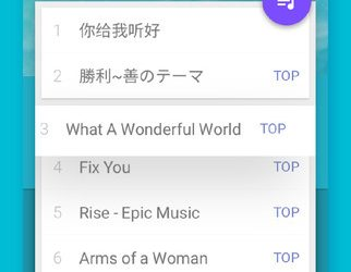 Ripple Player - 媲美 iTunes Genius 的本地音乐播放器[iOS] 1