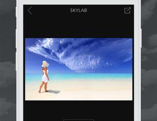 SkyLab Photo Editor - 假装有蓝天[iPad/iPhone] 22