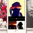 用 Diana Photo 将个人图片和背景图片合在一起[iOS/Android] 5