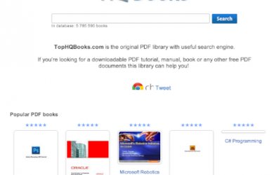 TopHQBooks - PDF 搜索引擎 4