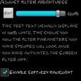 Screen Filter - 睡前玩手机神器 6