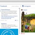 Feedient - 在一个屏幕内显示社交网络信息 6