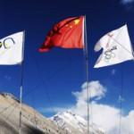 助力奥林匹克 我行动、我倡导