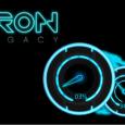 Tron Legacy - 科幻风格 CPU 小工具 3