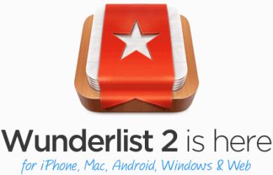 Wunderlist 2 - 多平台免费 Todo List 35