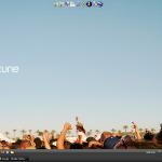 Windows XP Zune theme – Zune桌面主题