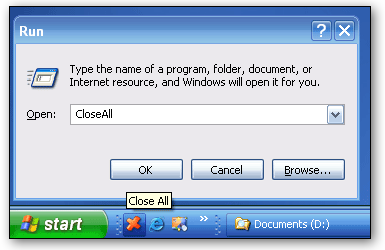 Close All Windows - 一键关闭所有窗口 23